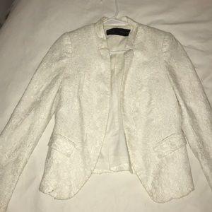 Zara lace blazer